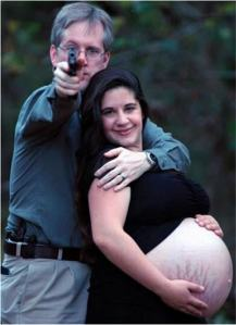 pregnant-lady-stretch-marks-and-man-with-a-gun1